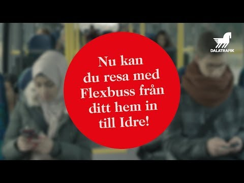 Flexbuss Idre