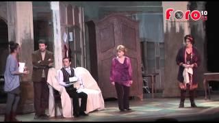 Juan Ignacio Aranda y Susana Alexander en Locos por el Té
