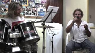 Ensaio Claudio Roberto & Banda Nostalgia - Meu coração que te amava tanto