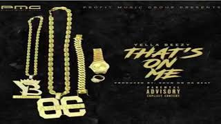 Yella Beezy -That's On Me | Prod by: ShunOnDaBeat (SCM EXCLUSIVE)