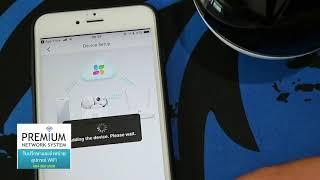 ติดตั้งกล้อง C6T: EZVIZ C6T is 360° Wi-Fi camera