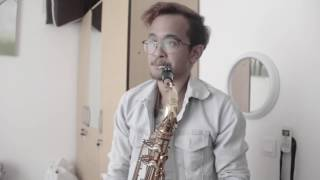Dj Snake ft. Justin Bieber - Let Me Love You (short saxophone cover by Christian Ama)
