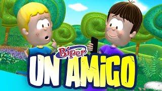"""Biper y Sus Amigos - Un Amigo """"Estreno"""" [4K]"""