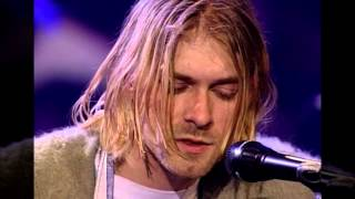 Nirvana - Something In The Way (Unplugged in New York) [HQ Sound]