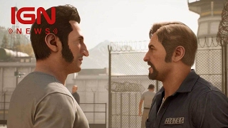 E3 2017: EA Showcases Indie Game, A Way Out - IGN News