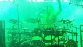 Joey Jordison - Drum Solo + Rap Live