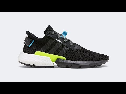 5bf2825459f5 P.O.D.System shoe by adidas embraces a design from the 1990s - architecture  and design