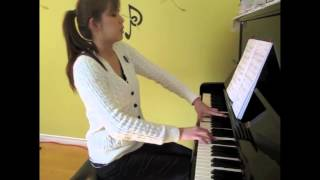 Adrienne Sim - Grade 6 RCM - Winter Scene (Composed by William L. Gillock)