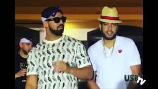 "#french montana Ft. Drake No Shopping Music Video ""Joe Budden Beef"""