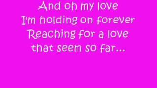 Westlife - My Love Lyrics