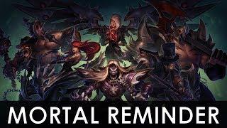 「Nightcore」 Mortal Reminder