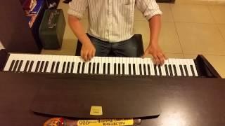 Abba Money Money Piano cover - исполнение на пианино кавер