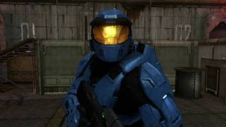 11: Your Best Friend - Red vs Blue Revelation Soundtrack (Music Video + Lyrics)
