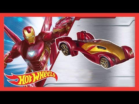 Marvel Avengers End Game   Hot Wheels