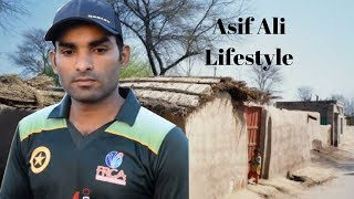 Asif Ali Lifestyle | Biography | Net Worth | Debut