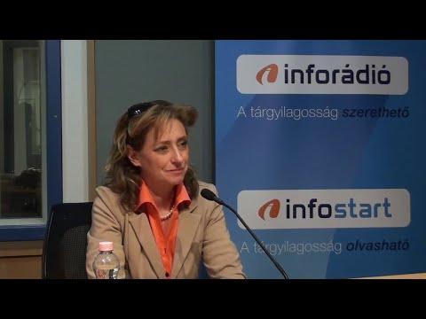 InfoRádió - Aréna - Ferencz Orsolya - 1. rész - 2020.01.20.