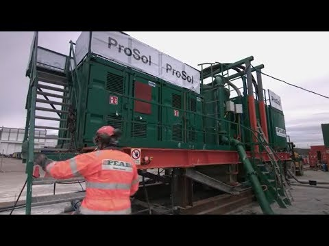 ProSol - Stabilization and Solidification, Arendal II Gothenburg