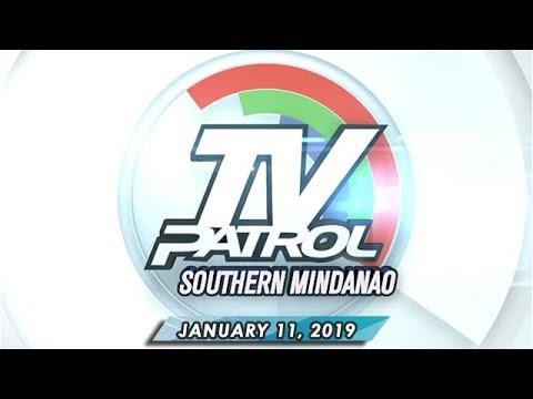 TV Patrol Southern Mindanao - January 11, 2019