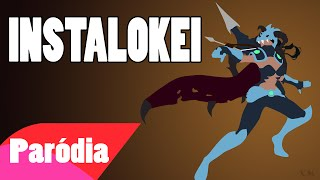 Paródia League of Legends - Instalokei / Shake It Off - Taylor Swift