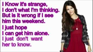 NEW SONG 2011! Victoria Justice   Best Friend's Brother LYRICS ON SCREEN HQ HD