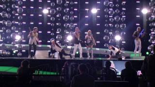 Sunstroke Project feat. Olia Tira - Eurovision rehearsal 2010