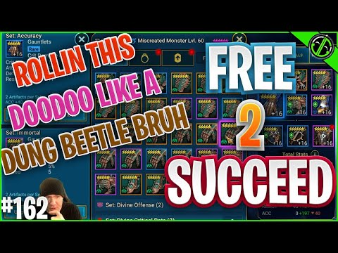 These Gear Rolls Are STRAIGHT FROM AN ANUS | Free 2 Succeed - EPISODE 162