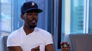 """Recording Artist Luke James reveals what it means to """"Shine Hard"""""""