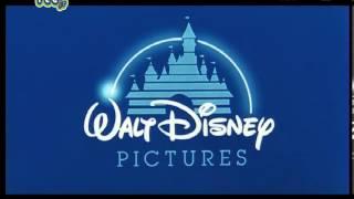 Walt Disney Pictures logo (1985/1990) alternate jingle