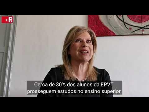 Entrevista com Salomé Rafael   o ensino profissional tem margem para crescer
