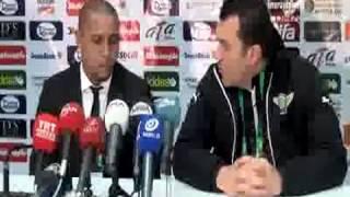Roberto Carlos - Akhisar BLD 2 - 2 Eskişehirspor.. (-MAÇ SONU-) 24.01.2015