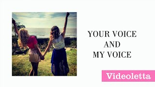 Violetta 3 English: More than just two (Lyrics Video)