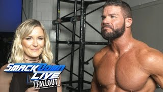 What are Bobby Roode's goals on SmackDown LIVE?: SmackDown LIVE Fallout, Aug. 29, 2017