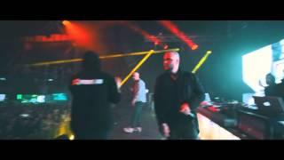Каспийский Груз   Клуб Дыма ft  The Chemodan, Brick Bazuka LIVE