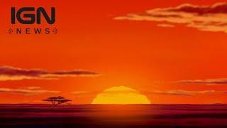 Disney Announces Lion King Remake Cast - IGN News