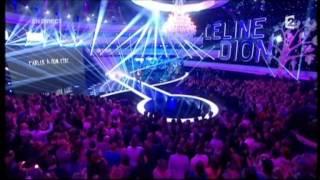 Celine Dion - Parler à Mon Père - In Live -.avi