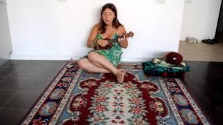 CocoRosie - Lemonade (cover by Sophia) - Carpet Sessions
