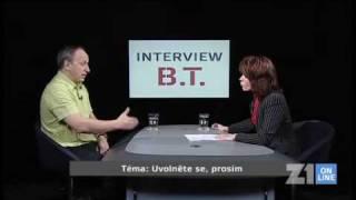 Interview BT, host: Jan Kraus (Někteří lidé říkají)