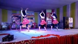 Kafirana | Joker | Lavani Dance | Dance Performance - Kafirana hai niyad meri By beautiful girls - B