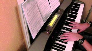 Piano instrumental Turning Tables by Adele