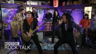 """Thievery Corporation - """"Unified Tribes"""" (Live On Boston Rock Talk)"""