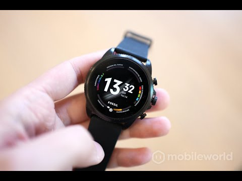 FOSSIL GEN 6 con Snapdragon Wear 4100+:  …