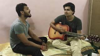 Lambiyaan si judaiyaan   Guitar cover  Raabta  Arijit Singh