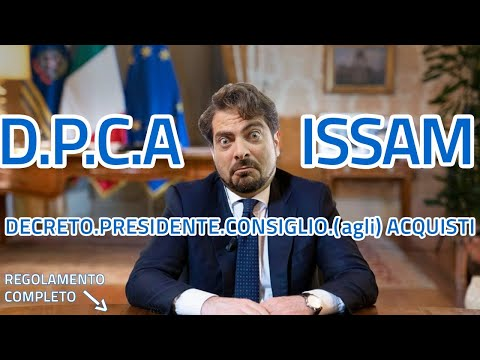 DPCA ISSAM Live streaming  del 10/11/202 …