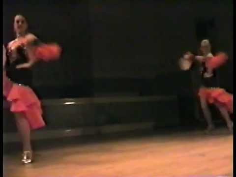"""KORRIDA from DANCE THEATER """"IMPULSE"""" on Edinburgh International Festival Fringe (Scotland 1996)"""