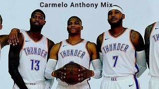 "Carmelo Mix Thunder Promo Tory Lanez ""Shooters"" Mix"