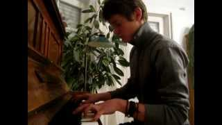 """Fly - Ludovico Einaudi (""""Intouchables"""" Soundtrack - cover by Dave Leon)"""