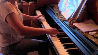 Cover Piano -Cinematic Orchestra- Arrival of the birds