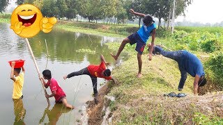 You Must Be Laugh   New Funny Comedy Video   EP-92   BindasFunBoys