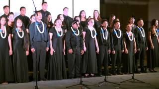 Bird Set Free by Sia - Maui High School Chamber Choir