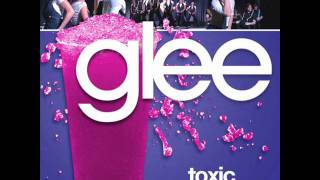Glee - Toxic (Guitar Backing Track)